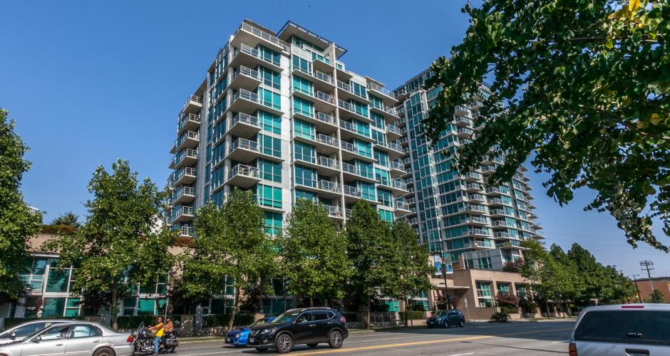 708 - 168 E Esplanade, Lower Lonsdale, North Vancouver