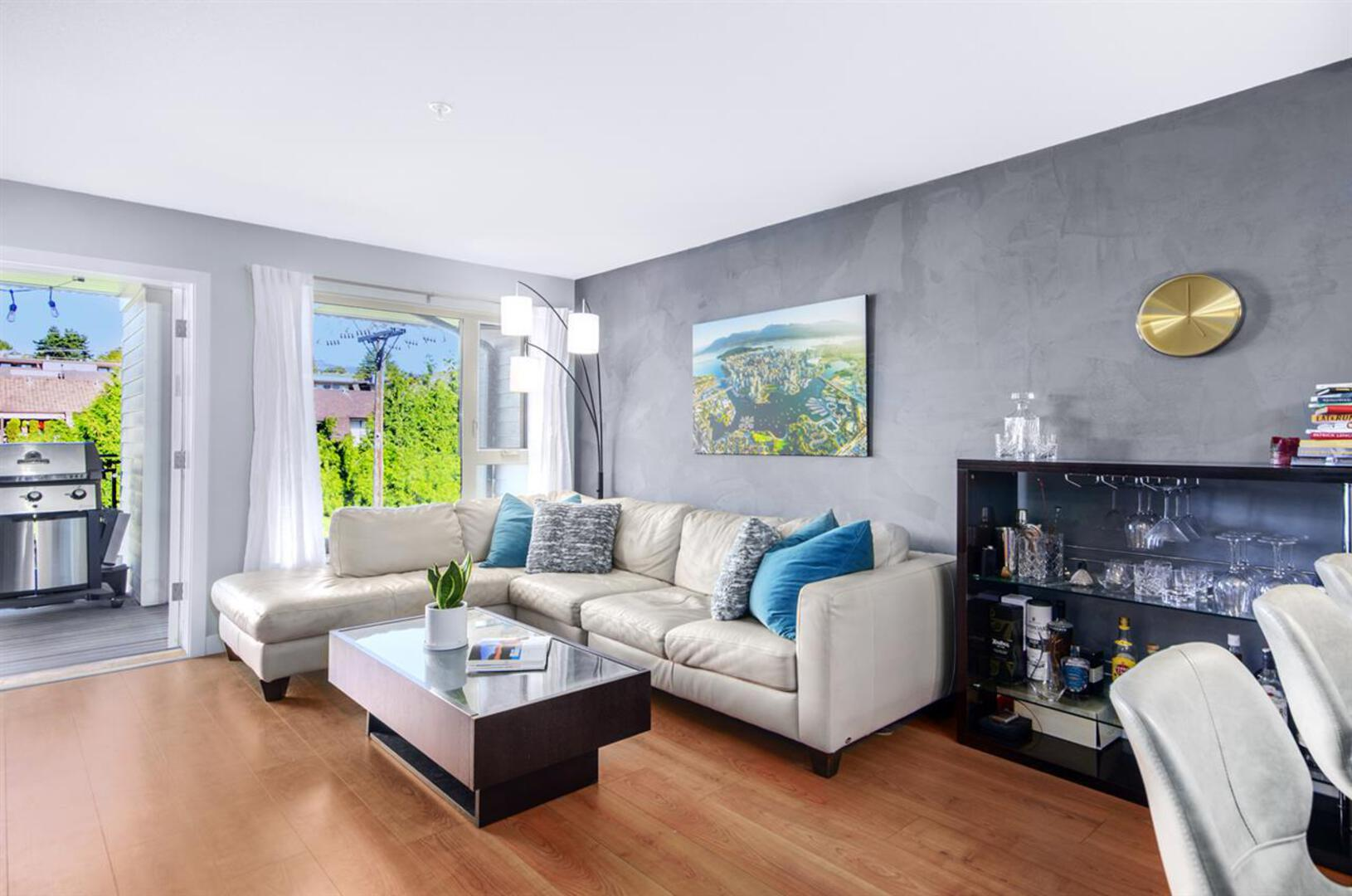 407 - 221 E 3rd Street, Lower Lonsdale, North Vancouver