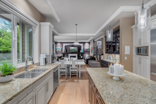 5-kitchen-to-great at 2550 163a Street, Grandview Surrey, South Surrey White Rock