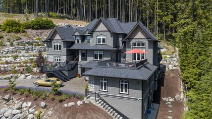 yhmabqwm at 1403 Crystal Creek Drive, Anmore, Port Moody