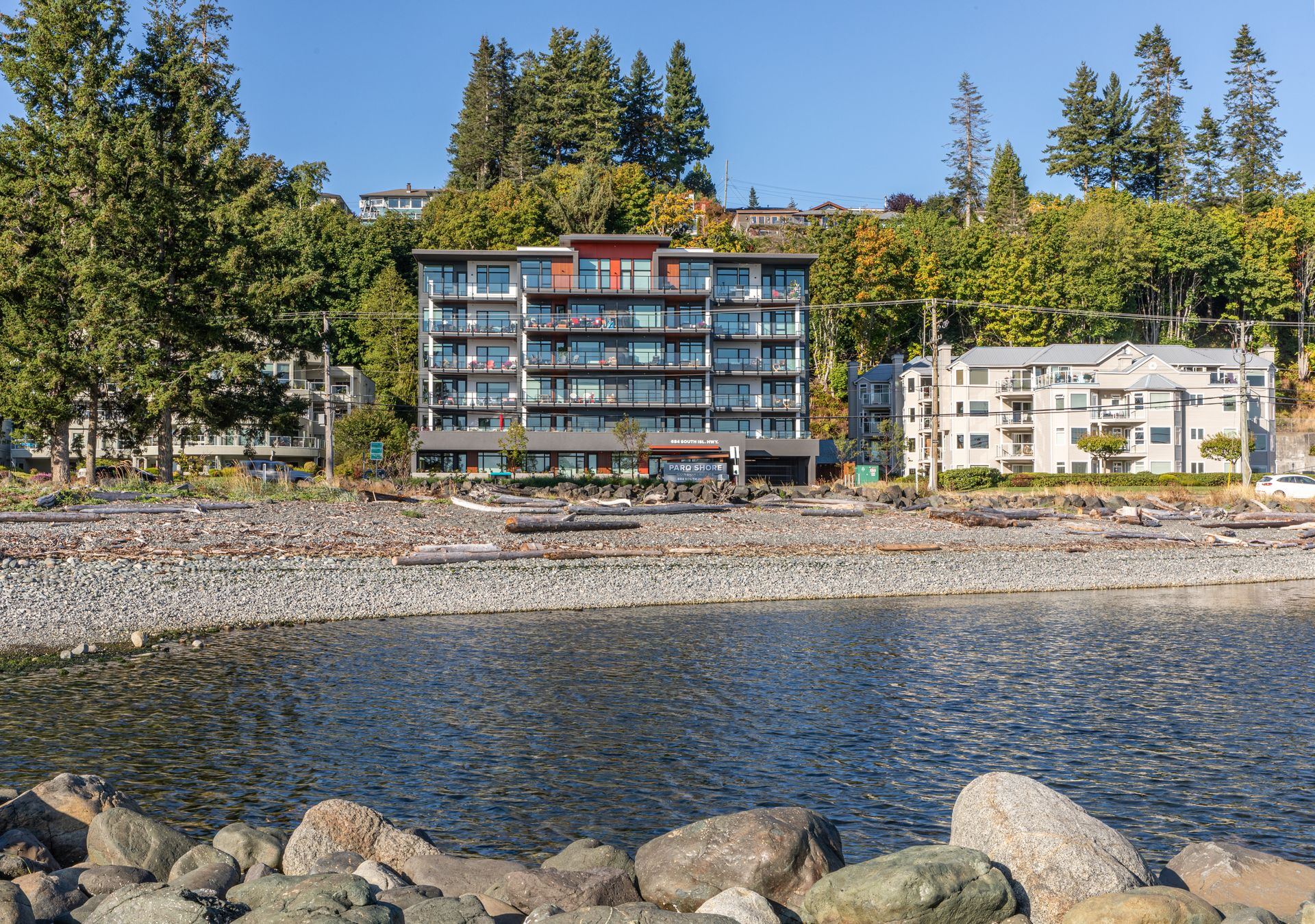 parq-shore-5 at 684 S Island Highway, Campbell River South, Campbell River