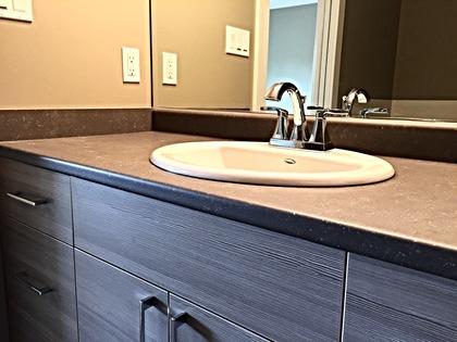 Ensuite Sink at 125 Nikola, Campbell River West, Campbell River