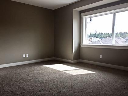 Master Bedroom at 125 Nikola, Campbell River West, Campbell River