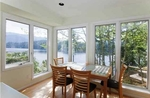 Dining Area at 1736 Naomi Place, Deep Cove, North Vancouver