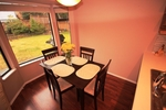 Eating Area at 1194 Brockton Place, Indian River, North Vancouver