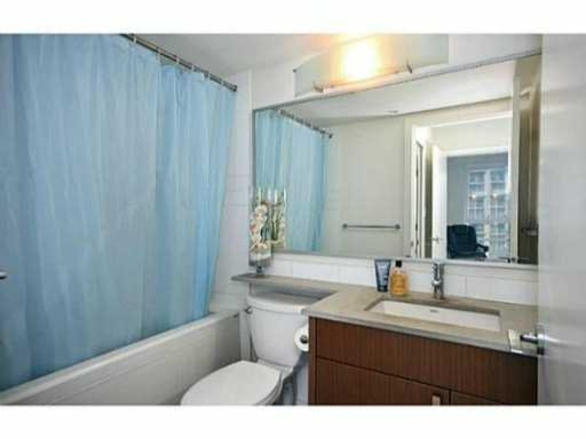 bathroom at 1502 - 9888 Cameron Street, Sullivan Heights, Burnaby North