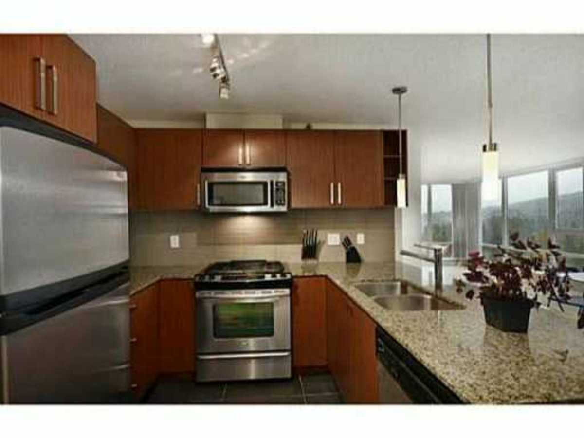Kitchen 1 at 1502 - 9888 Cameron Street, Sullivan Heights, Burnaby North