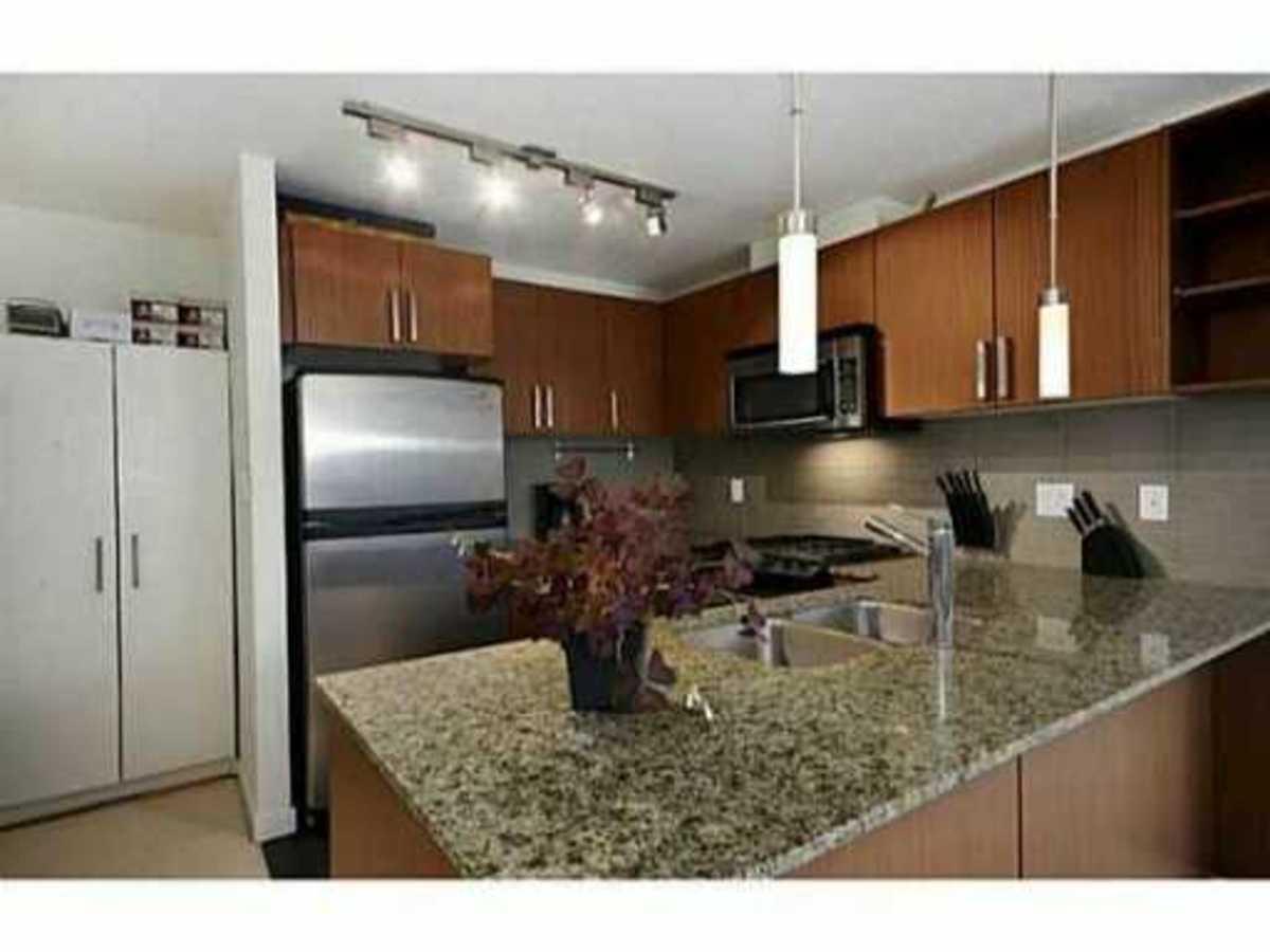 Kitchen 2 at 1502 - 9888 Cameron Street, Sullivan Heights, Burnaby North