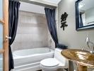 Main Bath at 30 - 2250 Folkestone Way, Panorama Village, West Vancouver