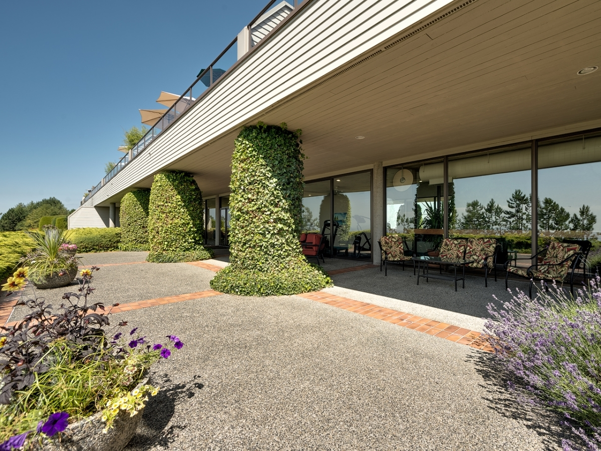 Amenities: Common Room Outdoors 1 at 30 - 2250 Folkestone Way, Panorama Village, West Vancouver