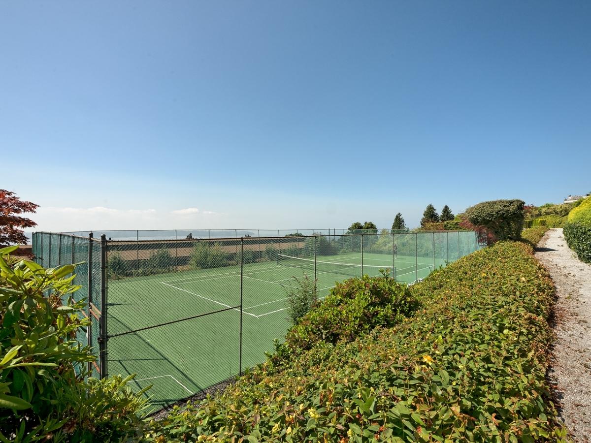 Amenities: Tennis Court at 30 - 2250 Folkestone Way, Panorama Village, West Vancouver
