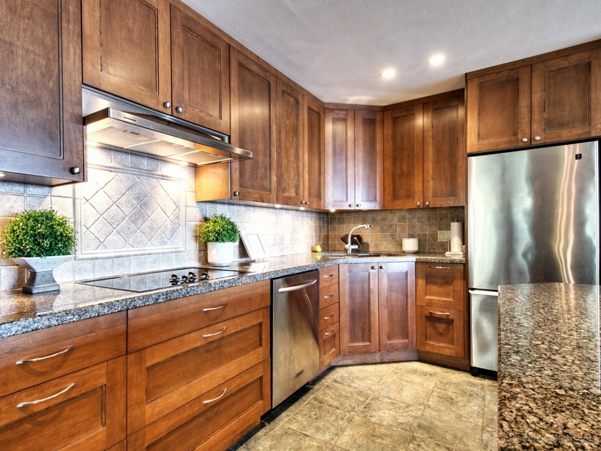 Kitchen 2  at 30 - 2250 Folkestone Way, Panorama Village, West Vancouver