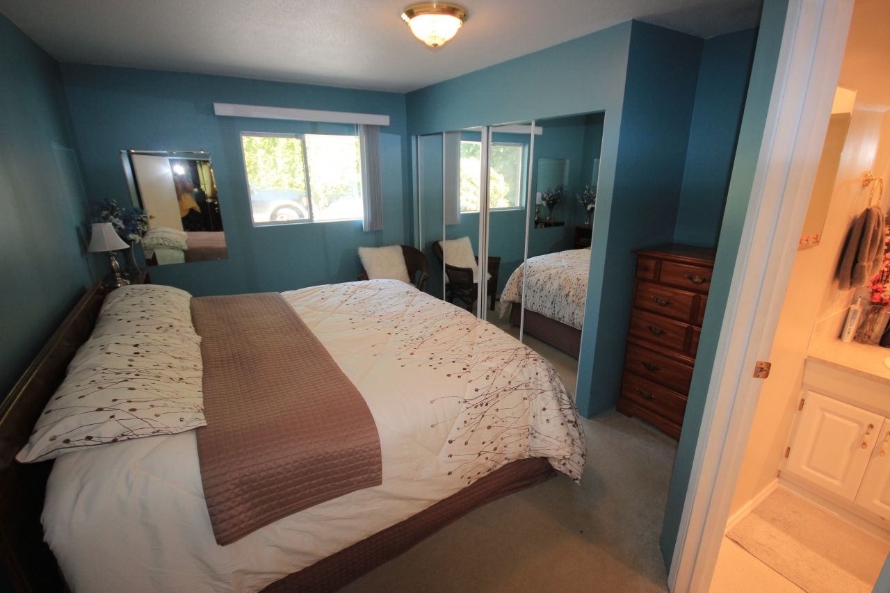 Master Bedroom at 3760 Dollarton Highway, Roche Point, North Vancouver
