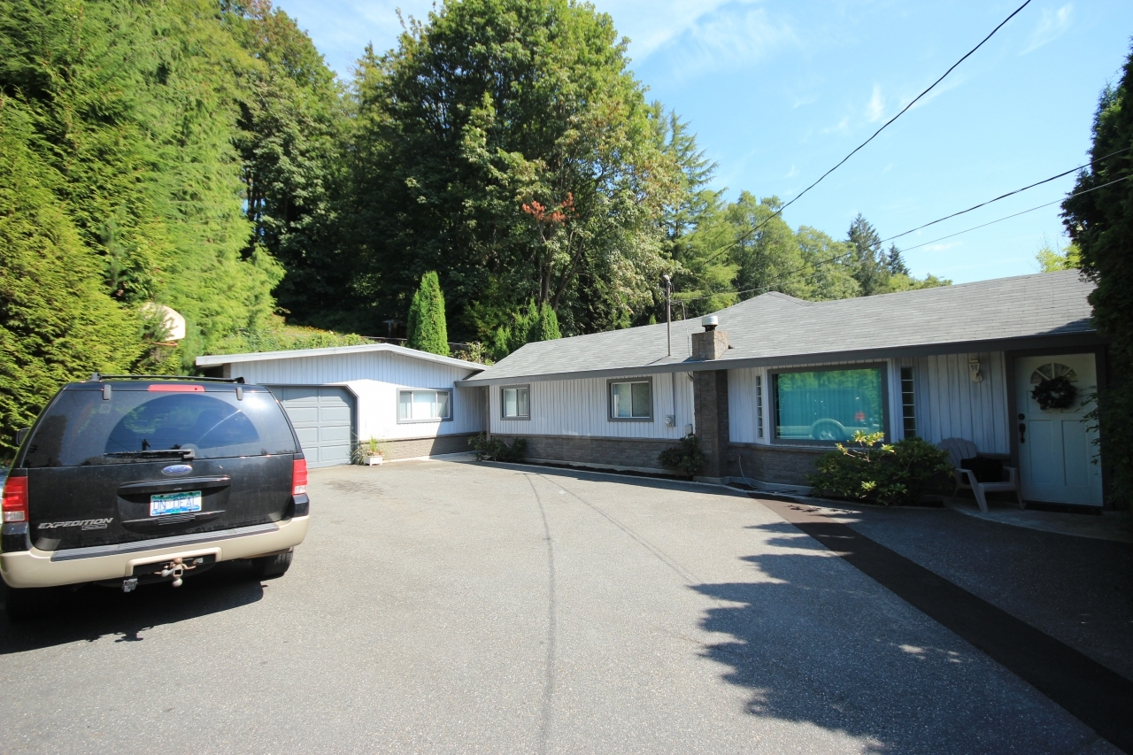 Exterior at 3760 Dollarton Highway, Roche Point, North Vancouver