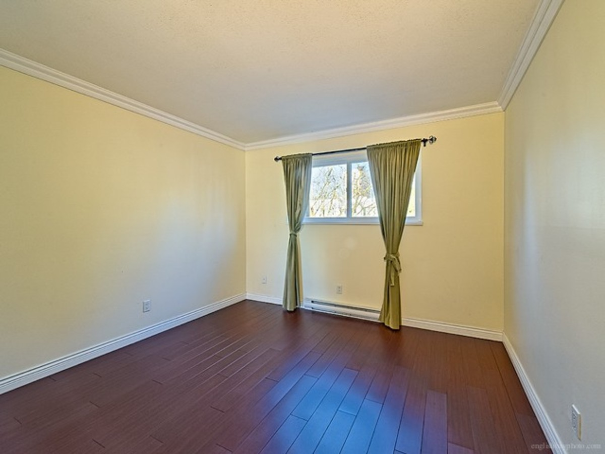 Bedroom at 308 - 1550 Barclay Street, West End VW, Vancouver West