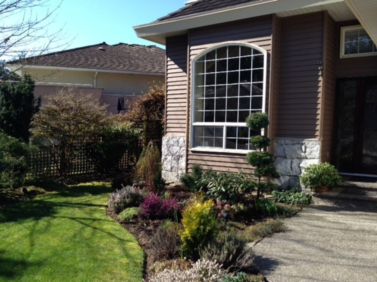 Exterior at 1647 Orkney Place, Northlands, North Vancouver