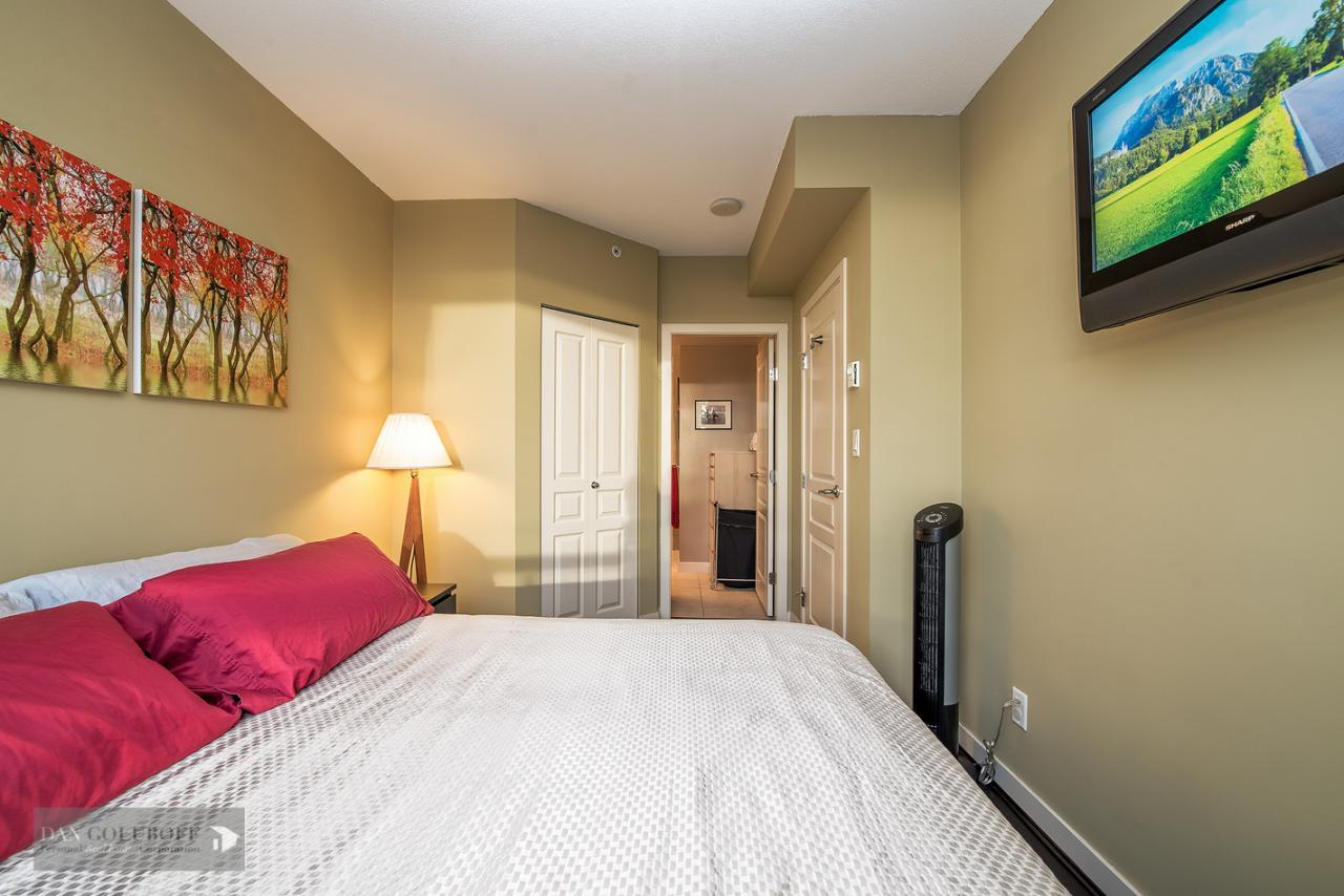 Master Bedroom  at 302 - 4078 Knight Street, Knight, Vancouver East