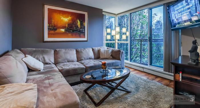 707 - 1018 Cambie Street, Yaletown, Vancouver West