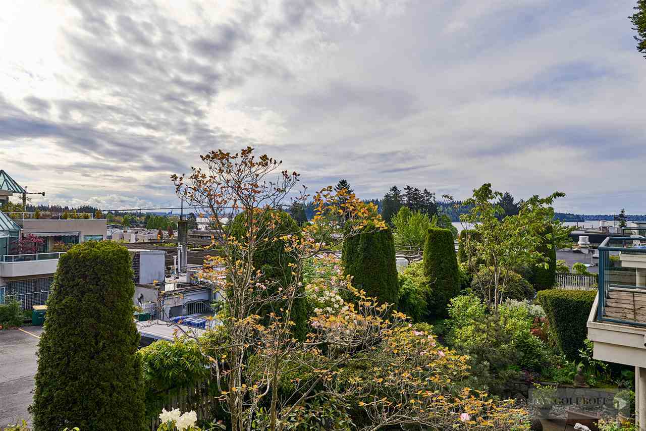 Modern West Van Condo - View at 306 - 1765 Marine Drive, Ambleside, West Vancouver