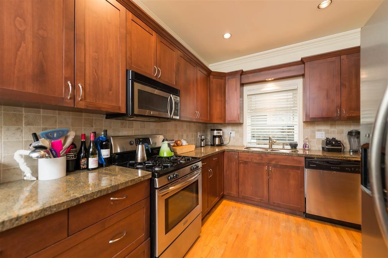 Bright Duplex Burnaby kitchen  at 4327 Albert Street, Vancouver Heights, Burnaby North