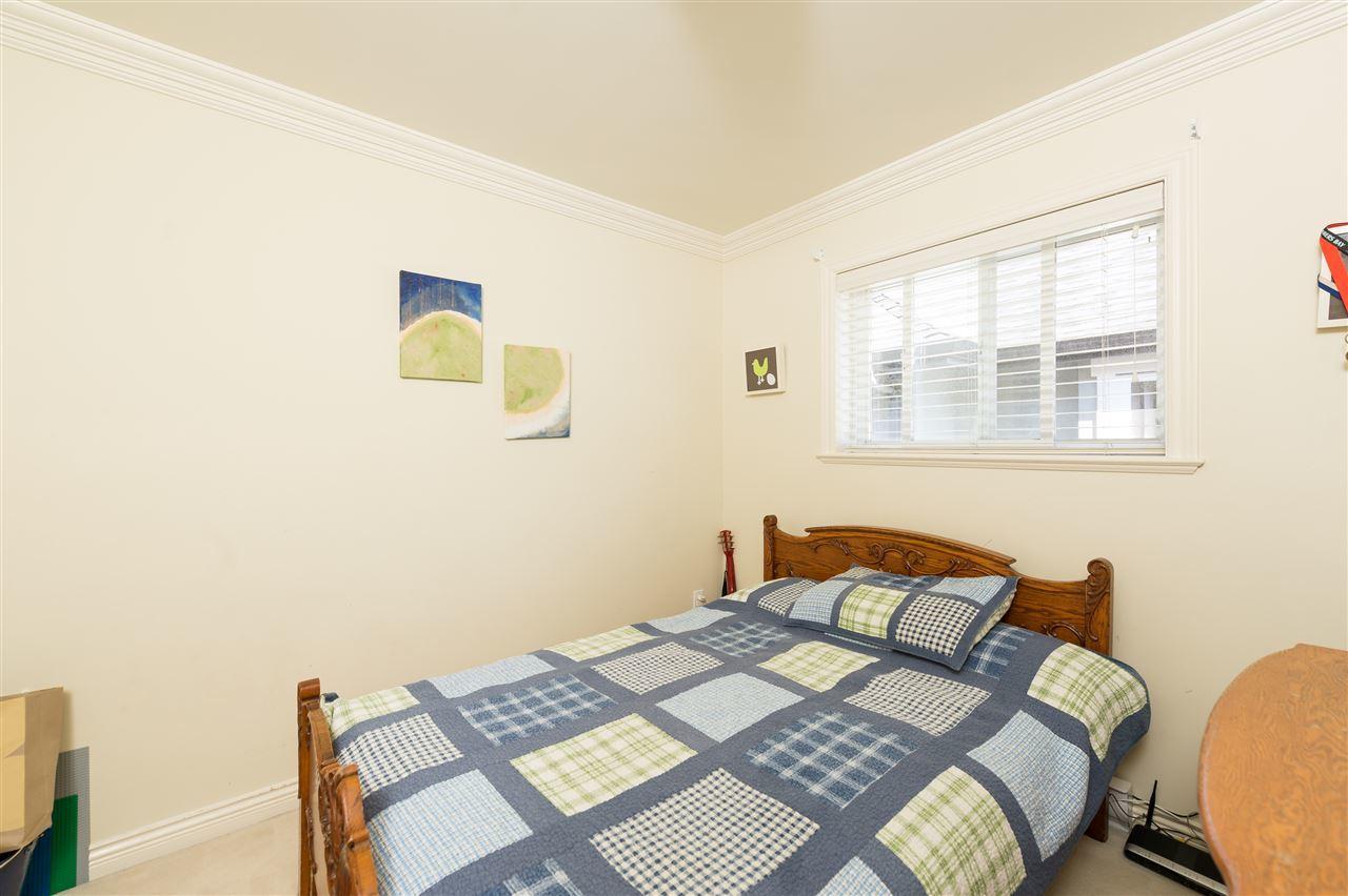 Bright Duplex Burnaby bedroom  at 4327 Albert Street, Vancouver Heights, Burnaby North