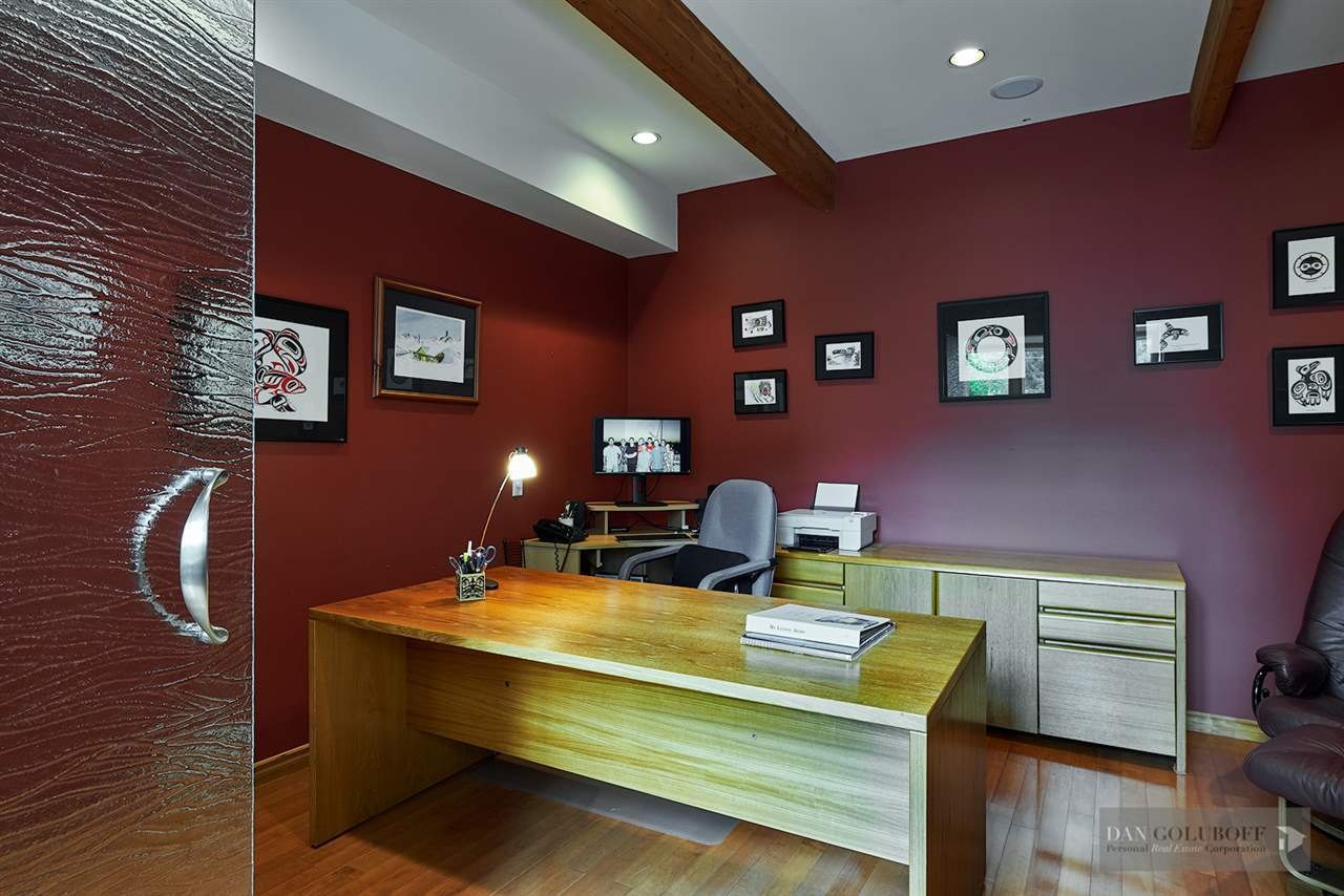 North Vancouver Custom 3 Level - Office at 1880 Riverside Drive, Seymour NV, North Vancouver