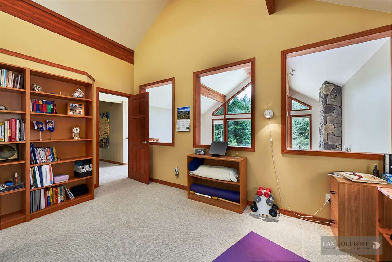 North Vancouver Custom 3 Level - Flex/Bedroom at 1880 Riverside Drive, Seymour NV, North Vancouver