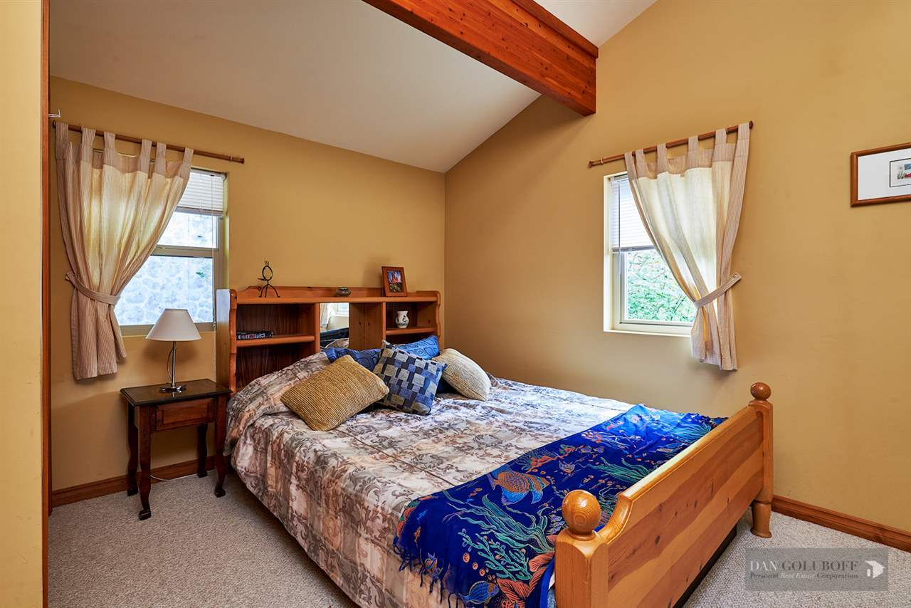 North Vancouver Custom 3 Level - Bedroom at 1880 Riverside Drive, Seymour NV, North Vancouver