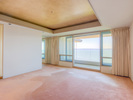 Master bedroom features outdoor deck at 2456 Bellevue Avenue, Dundarave, West Vancouver