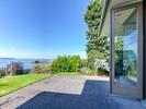 South west private patio at 2456 Bellevue Avenue, Dundarave, West Vancouver