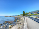 Seawall at 2456 Bellevue Avenue, Dundarave, West Vancouver