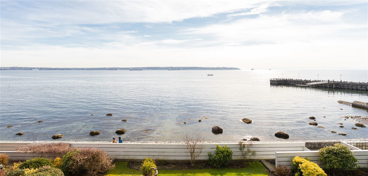 Panoramic Views at 2456 Bellevue Avenue, Dundarave, West Vancouver