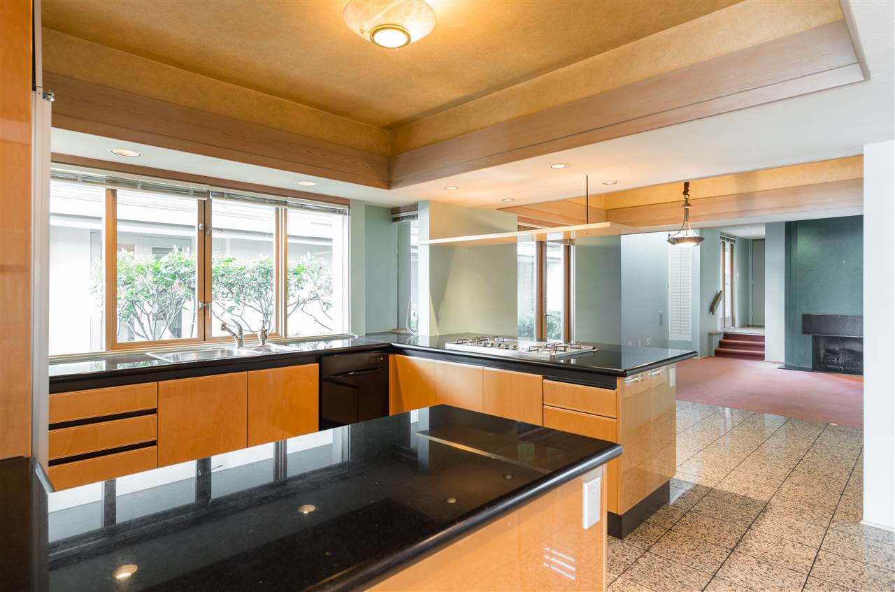 Gas cook top.   at 2456 Bellevue Avenue, Dundarave, West Vancouver