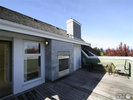 roof top patio with gas fireplace at 6002 Chancellor Boulevard, University VW, Vancouver West