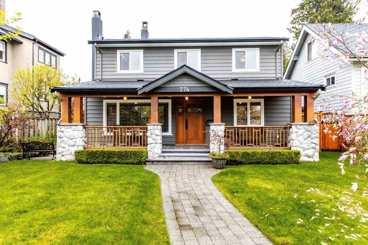 Quiet Street-move in ready home at 774 E 9th Street, Boulevard, North Vancouver