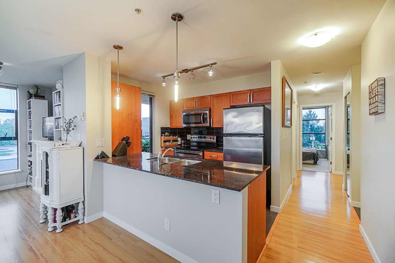 Great layout.   at 501 - 306 Sixth Street, Uptown NW, New Westminster