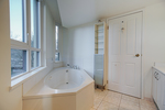 Ensuite Soaker Tub at 303 - 1010 Burnaby Street, West End VW, Vancouver West