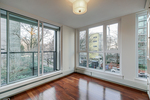Bright 2nd bdrm with Murphy Bed at 303 - 1010 Burnaby Street, West End VW, Vancouver West