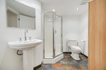 Bathroom at 303 - 1010 Burnaby Street, West End VW, Vancouver West