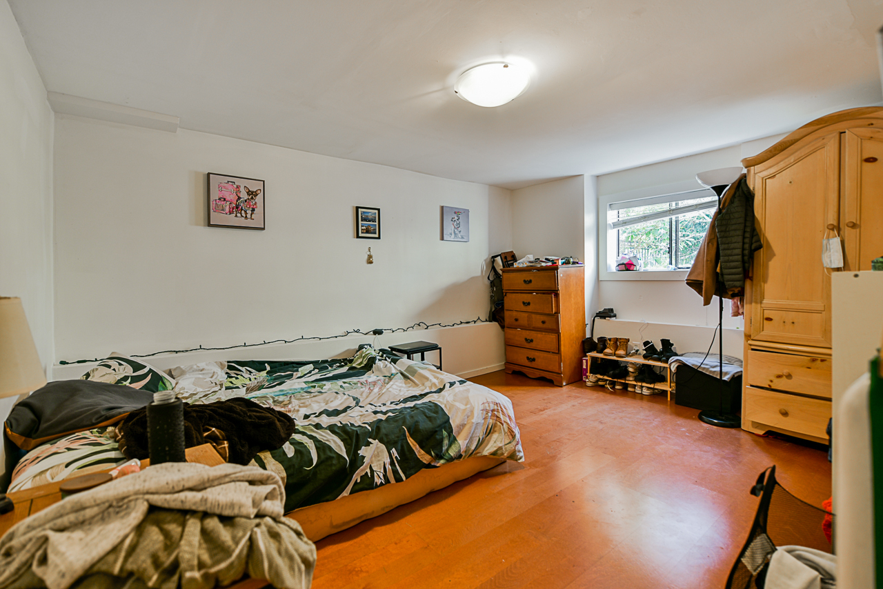bdrm-downstairs at 4538 Sophia Street, Main, Vancouver East