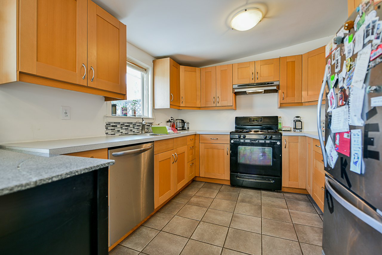 kitchen at 4538 Sophia Street, Main, Vancouver East