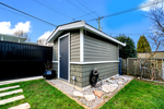 shed at 5085 Inverness Street, Fraser VE, Vancouver East