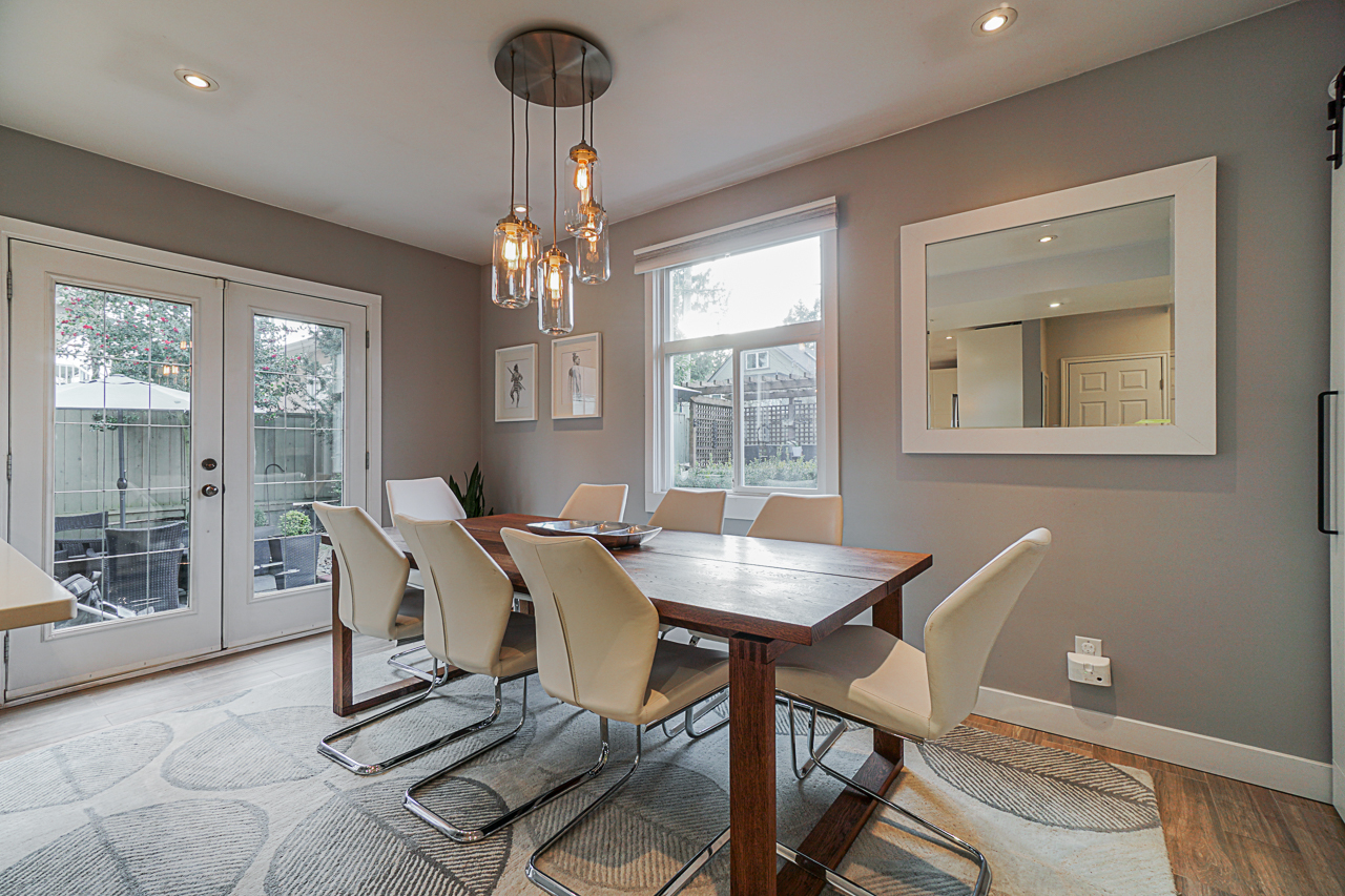 Dining room at 5085 Inverness Street, Fraser VE, Vancouver East