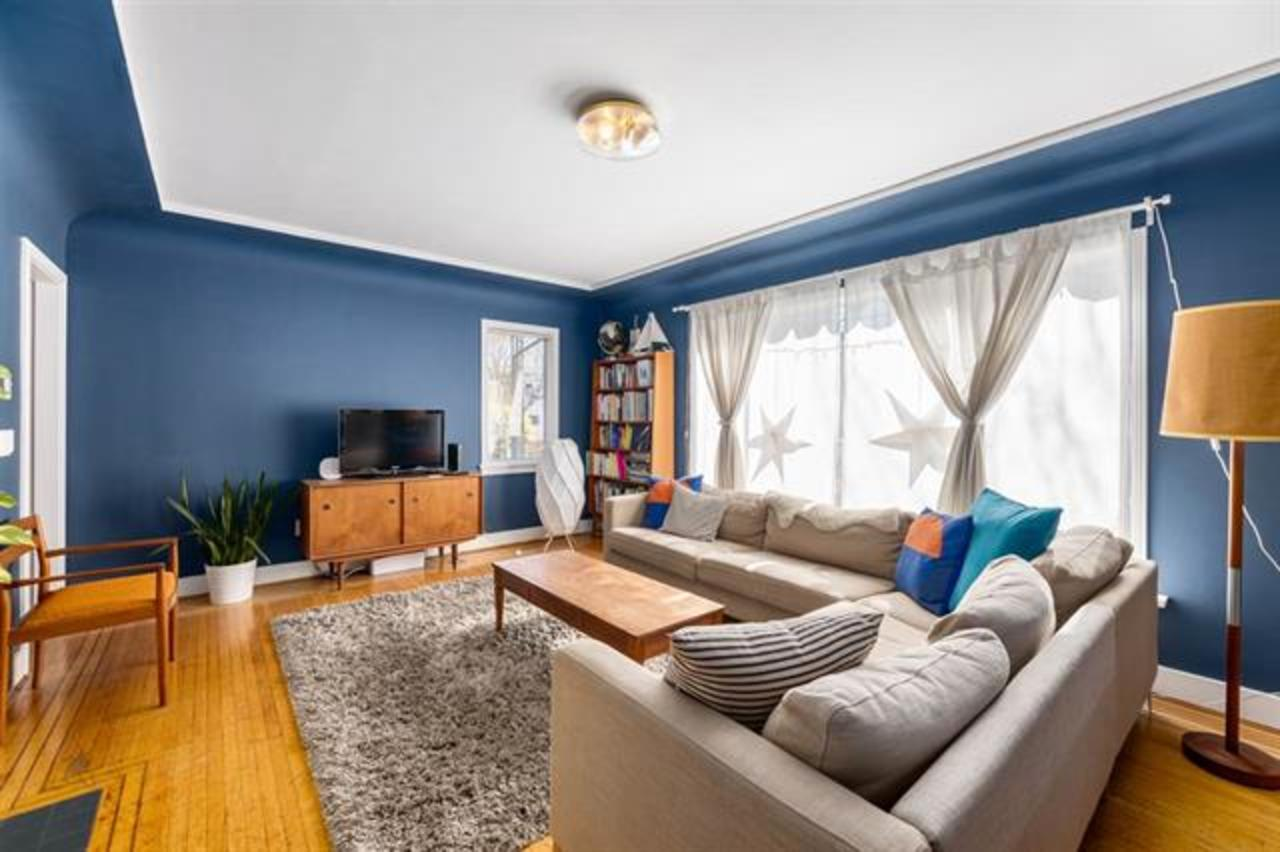living-room2 at  1749 Grant Street, Grandview Woodland, Vancouver East