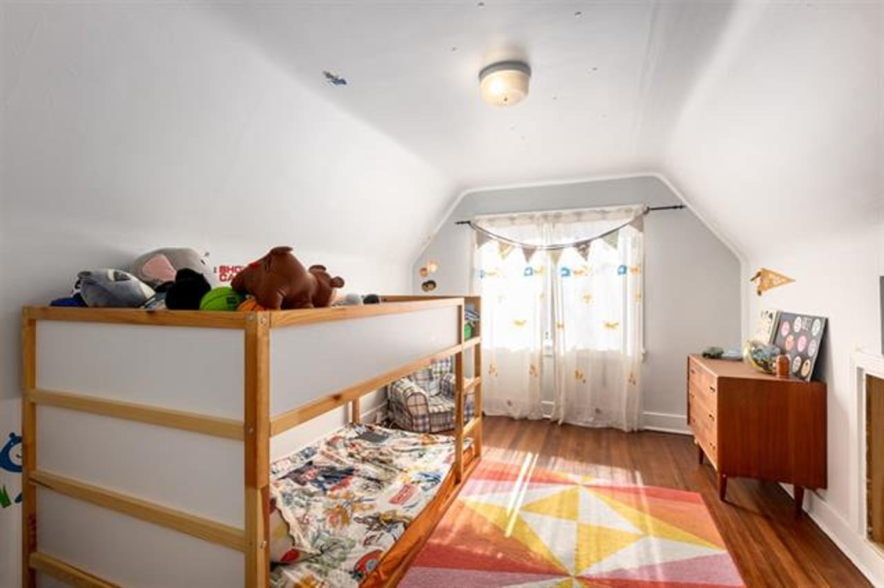 upstairs-bedroom at  1749 Grant Street, Grandview Woodland, Vancouver East