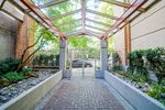 secured-courtyard at 909 - 822 Homer Street, Downtown VW, Vancouver West