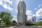 front at 1105 - 58 Keefer Place, Downtown VW, Vancouver West