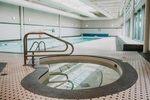 pool at 1105 - 58 Keefer Place, Downtown VW, Vancouver West