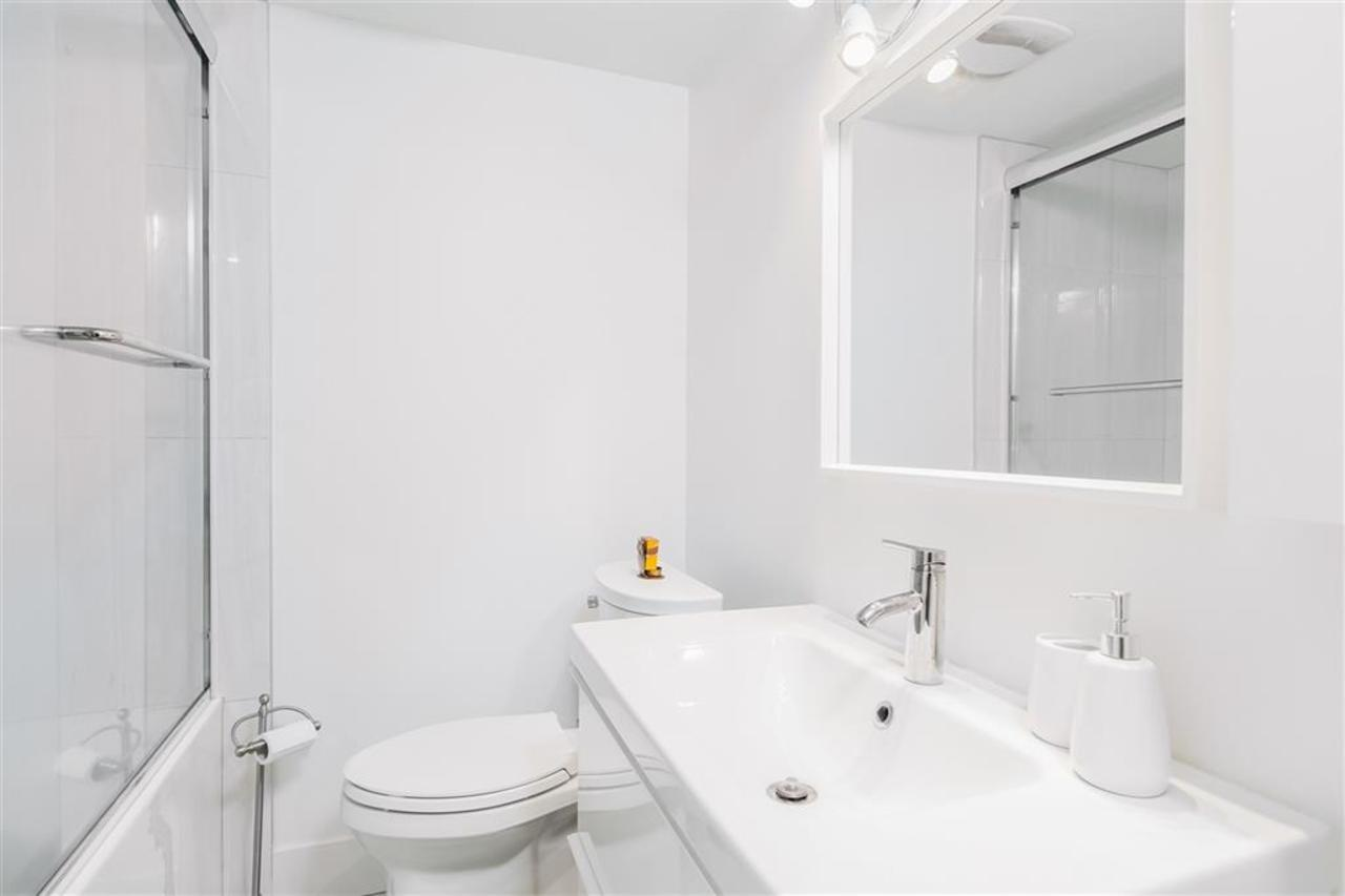 bathroom-down at 457 E. 8th Street, Boulevard, North Vancouver