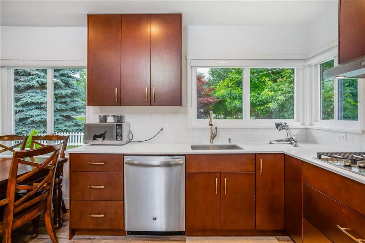 kitchen at 457 E. 8th Street, Boulevard, North Vancouver